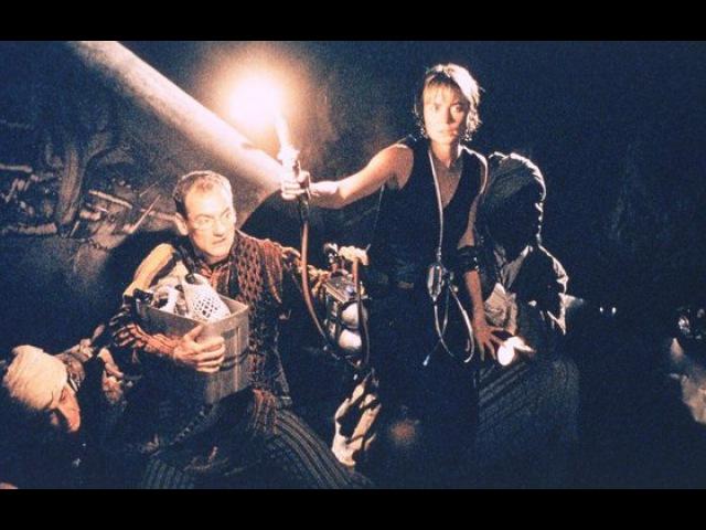 Видео к фильму «Чёрная дыра» (1999): Трейлер №2 (русский язык)