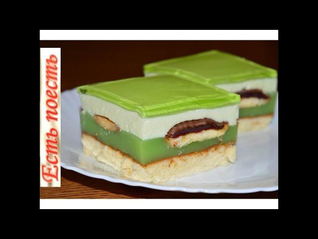 Торт ШРЕК - гости будут под впечатлением!/Cake Shrek