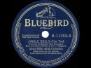 1941 HITS ARCHIVE: Jingle Bells - Glenn Miller (Tex Beneke, Ernie Caceres Modernaires, vocal)