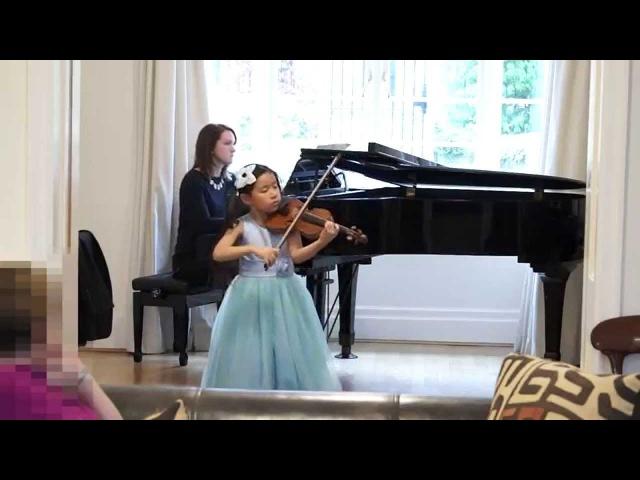 Wieniawski Violin Concerto No.2 in D Minor | Leia Zhu (8)