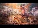 Пара кентавров, сражающаяся с хищными кошками с виллы Адриана, Тиволи