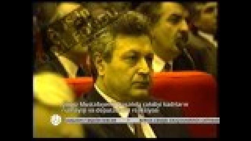 ANS-in Qızıl Fondu. Ayaz Mütəllibovun istefa verməsi 1992 ci il mart