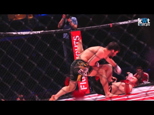 Турнир Fight Nights Global 45. Техническое обеспечение - прокатная компания Киловатт, горо...