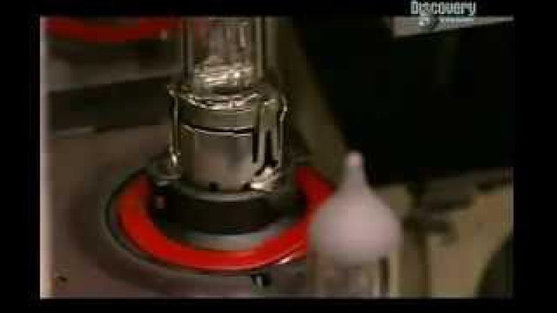 Как это сделано Галогеновые лампочки