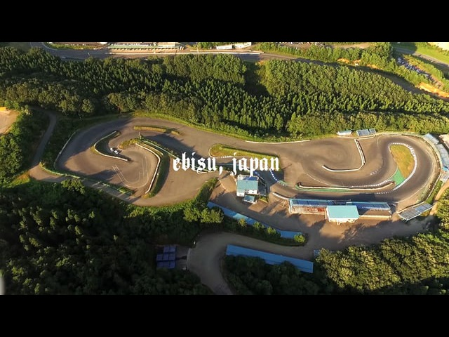 Sabot Racing- Drifting at Ebisu, with Hammond Meredith directed by Estevan Oriol