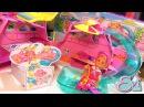 Кукла Еви на круизном катере. Новый набор с куклой. Что в коробке для детей. Играе...