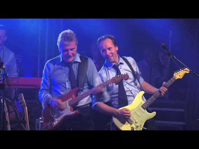 The Locomotions - Rock and roll medley - van de DVD The final concert 2016