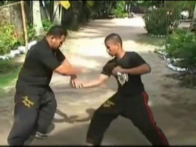Рукопашный бой IPMAF Филлипины приемы