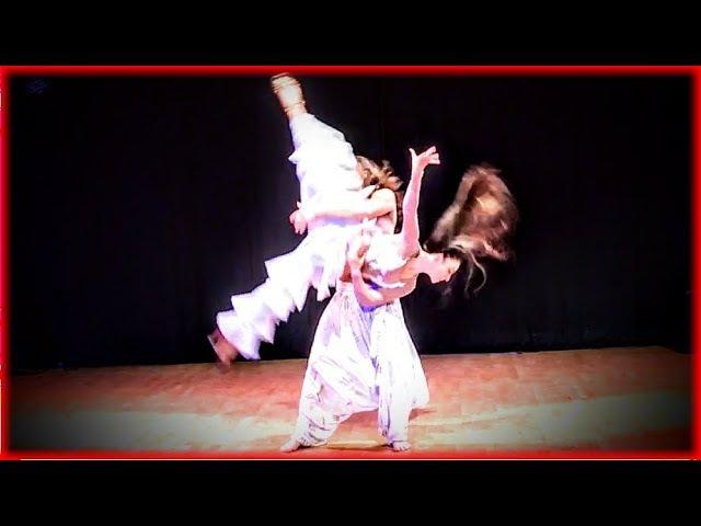 Ry'El Jessica Lamdon - Zouk Dance Performance - ZoukMe SF 2017
