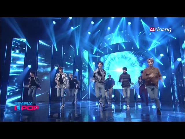 [Simply K-Pop] PENTAGON(펜타곤) _ Like This _ Ep.283 _ 092217