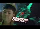 [ENG SUB] G-DRAGON Almost Fainted During BIGBANG's Live Performance