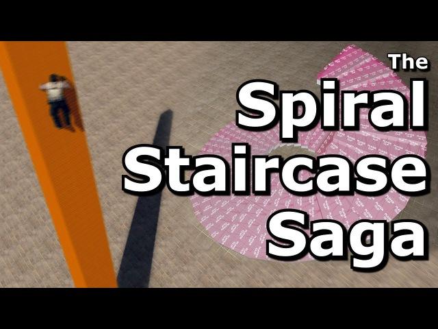 The Spiral Staircase Saga