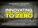 ROTHSCHILD GENOCIDE: INNOVATING THE POPULATION TO ZERO -- Deborah Tavares