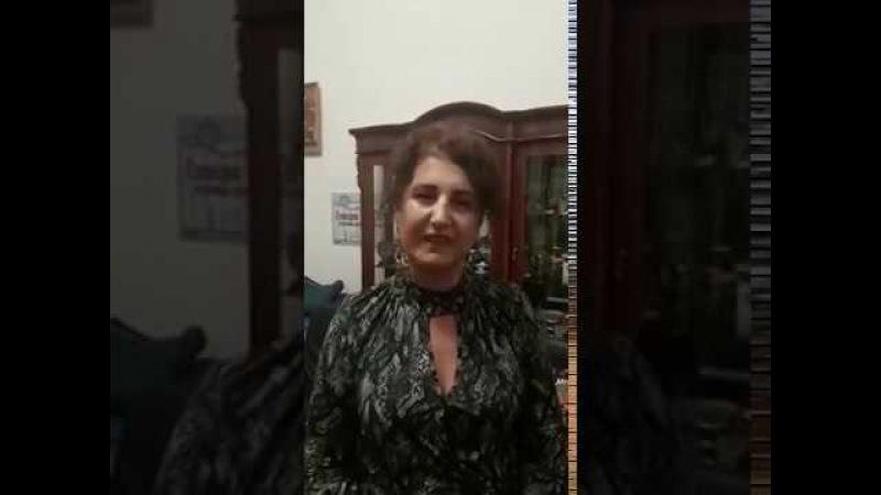 Отзыв Аревик о клубной встрече 23 января 2018 г