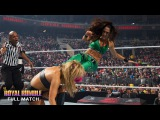 FULL MATCH - The Bella Twins vs. Paige & Natalya: Royal Rumble 2015 (WWE Network Exclusive)
