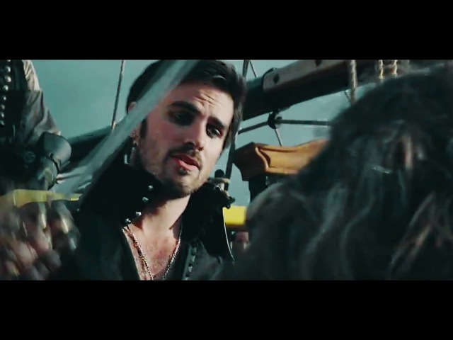 Killian Jones Jack Sparrow Captain Hook Captain Jack Sparrow