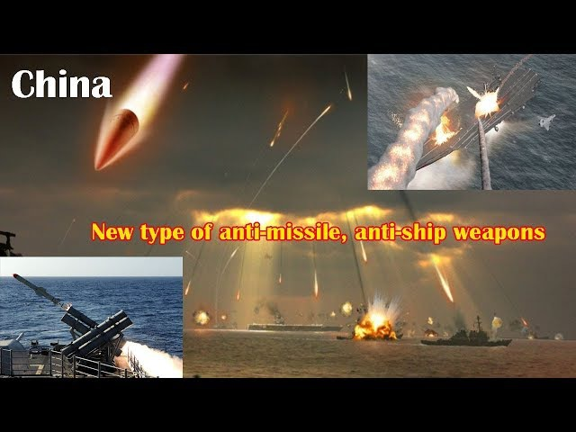 China building new type of naval destroyer equipped with anti-missile, anti-ship weapons
