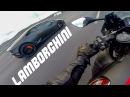 Lamborghini Huracan VS NEW CBR 1000RR FIREBLADE 650 HP AUDI S4 500 HP GOLF R
