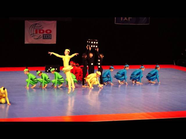 Ludo - Team Slovenia - Formations Junior
