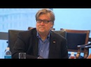A Look at How a Racial Theorist Tied to Mussolini & Hitler Influenced Steve Bannon