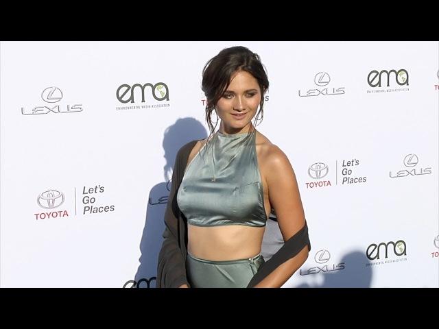 Meg Haywood Sullivan EMA's 27th Annual Awards Gala Green Carpet