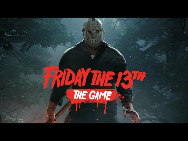 играю за Адама Паломино и за одно Томми Джарвиса в игре Friday the 13th The Game