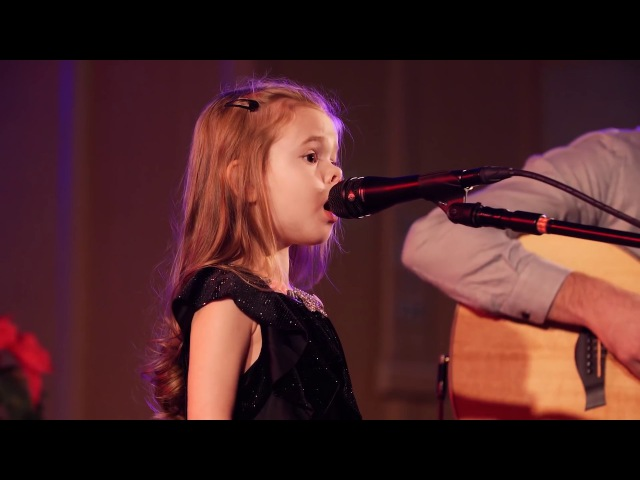 Oh Holy Night Claire Ryann Crosby Live Christmas Concert