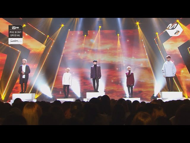 [Mnet Present Special] SEVENTEEN - 바람개비(Pinwheel)