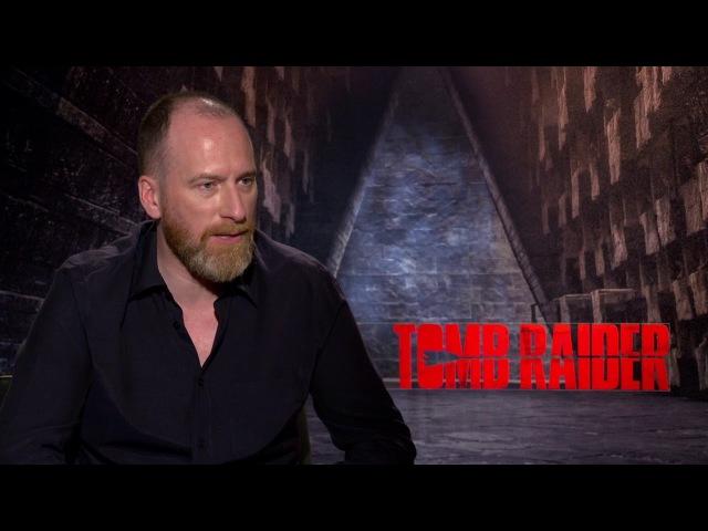 Roar Uthaug Generic Junket Interview