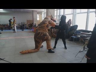 T-rex fencing