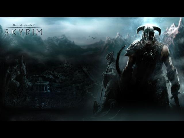 Skyrim прохождение на легендарном уровне сложности! Часть 9 miv's vampirism overhaul