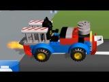 LEGO Juniors Create & Cruise - ЛЕГО МАШИНКИ #7