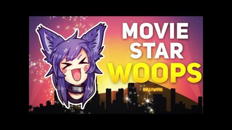 Woops MOVIE STAR WOOPS VRChat Highlights
