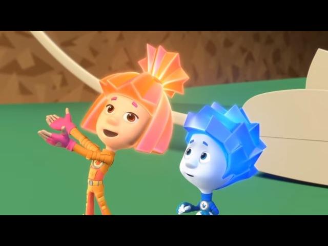 Zeichentrickfilme für Kinder - Compilation 10 - Die Fixies - 12 Folgen