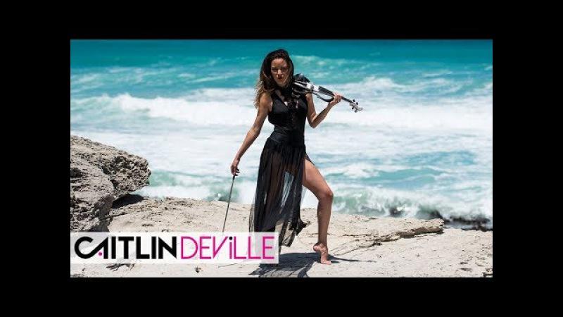 Swag Se Swagat Song | Tiger Zinda Hai - Violin Cover - Salman Khan | Katrina Kaif | Caitlin De Ville