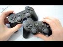 ✔ Обзор ✔ Джойстик для PS3, Sixaxis DualShock 3
