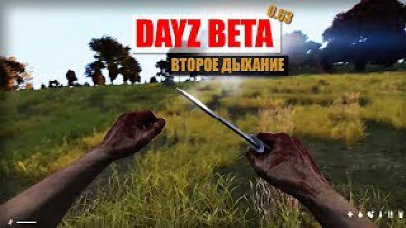 DayZ BETA 0.63 - ВТОРОЕ ДЫХАНИЕ
