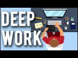 Deep Work Rules for Focused Success in a Distracted World by Cal Newport Animated Book Review