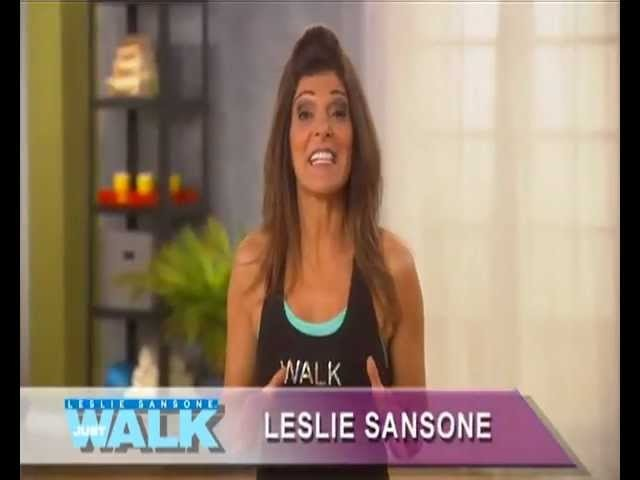 Leslie Sansone: Ultimate 5 Day Walk Plan Clip