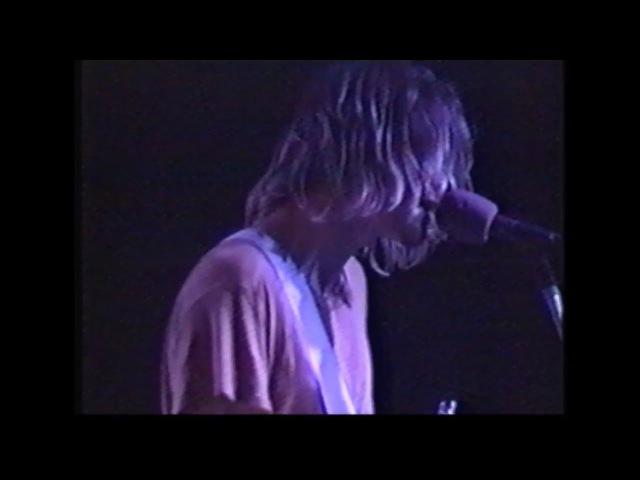 Nirvana (live concert) - October 6th, 1991, The Masquerade, Atlanta, GA