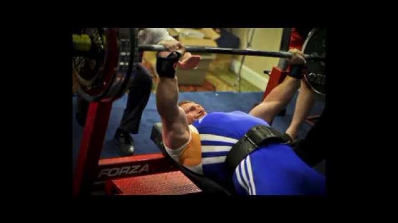 Koshechkin gold Victory Powerlifting World Championships 2011 Idaho, USA