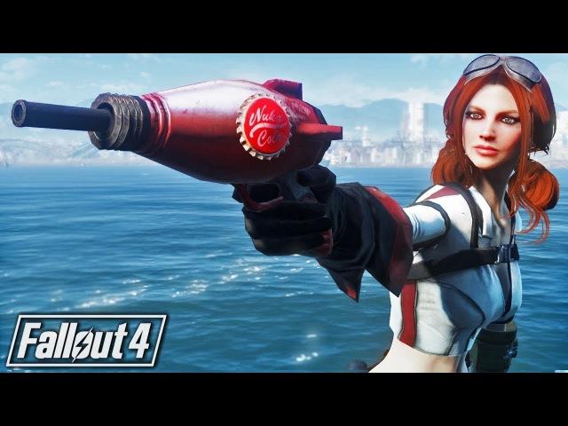 Fallout 4 - Смертельное оружие [У каждого свои тараканы]
