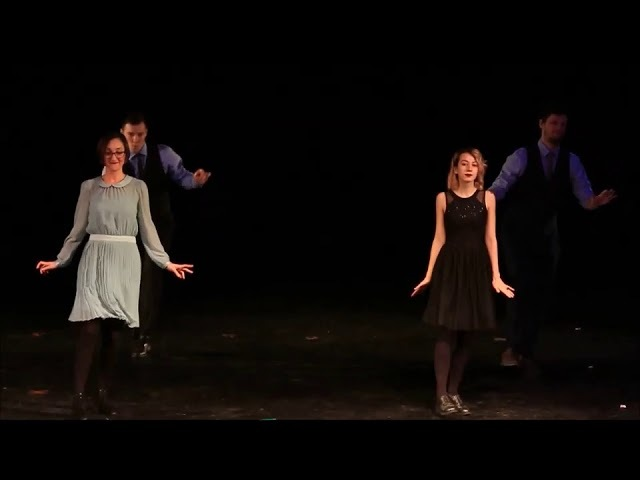 Lindyberg - It ain't right - lindy hop - Табакерка из слоновой кости 25/02/2018