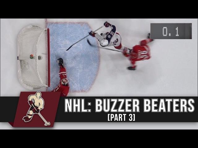 NHL: Buzzer Beaters [Part 3]