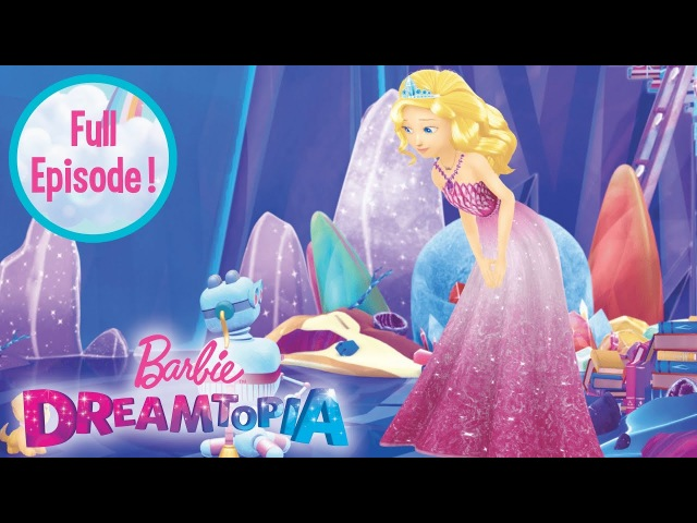 It's Not Easy Being Clean | Barbie Dreamtopia: The Series | Episode 22