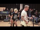 Metallica  Lady Gaga_ Pre-Grammy Rehearsal