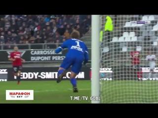 Амьен 1:2 Лион | Обзор матча