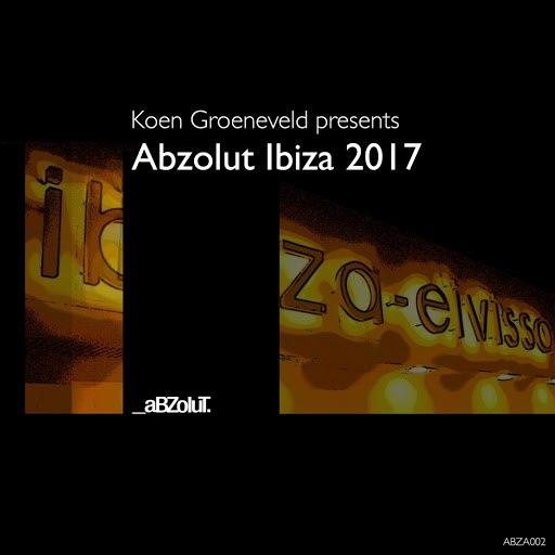 Koen Groeneveld альбом Koen Groeneveld Presents Abzolut Ibiza 2017