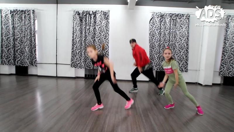 ANANKO DANCE SCHOOL_Choreo by Roman ANANKO_Vinny West - Take That Shit Off