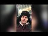 Болельщик сборной России: за советский флаг меня забрали в полицию, но я его не отдам!